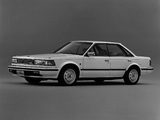 Photos of Nissan Bluebird Maxima Hardtop (U11) 1984–86