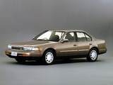 Pictures of Nissan Maxima JP-spec (J30) 1988–91