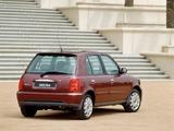 Images of Nissan Micra 5-door (K11C) 1999–2003
