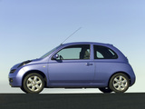 Images of Nissan Micra 3-door (K12) 2003–05