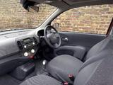 Images of Nissan Micra 5-door UK-spec (K12) 2003–05
