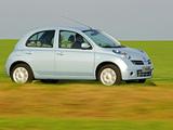 Images of Nissan Micra 5-door (K12) 2005–07