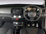 Images of Nissan Micra dCi 3-door ZA-spec (K12C) 2006–07