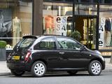 Images of Nissan Micra 3-door 25th Anniversary UK-spec (K12C) 2008