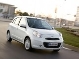 Images of Nissan Micra DIG-S 5-door (K13) 2011