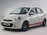 Images of Nissan Micra SR (K13) 2012