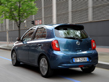 Images of Nissan Micra (K13) 2013