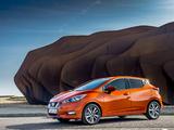 Images of Nissan Micra UK-spec (K14) 2017