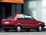 Nissan Micra 3-door (K10) 1982–92 pictures