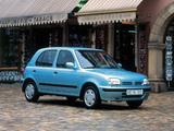 Nissan Micra 5-door (K11) 1992–97 images