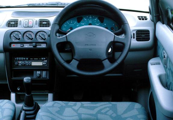 Nissan micra 5 door uk spec k11c 1999 2003 wallpapers for Interieur nissan micra 2000