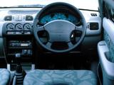 Nissan Micra 5-door UK-spec (K11C) 1999–2003 wallpapers
