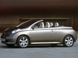 Nissan Micra C+C Concept (K12) 2002 wallpapers