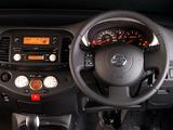 Nissan Micra 5-door ZA-spec (K12) 2004–07 images