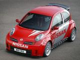Nissan Micra 350SR Prototype (K12) 2005 images