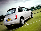 Nissan Micra 3-door UK-spec (K12) 2005–07 images