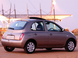 Nissan Micra Elegance 5-door (K12C) 2007 images