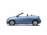 Nissan Micra C+C JP-spec (FHZ12) 2007–10 photos