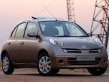 Nissan Micra Elegance 5-door (K12C) 2007 photos