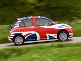 Nissan Micra 5-door UK-spec (K12C) 2007–10 wallpapers