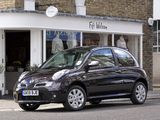 Nissan Micra 3-door 25th Anniversary UK-spec (K12C) 2008 pictures