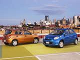 Nissan Micra AU-spec (K13) 2010–13 images