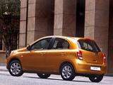 Nissan Micra 5-door ZA-spec (K13) 2011 images