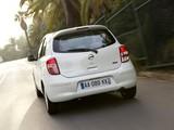Nissan Micra DIG-S 5-door (K13) 2011 images