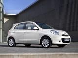 Nissan Micra DIG-S 5-door (K13) 2011 pictures