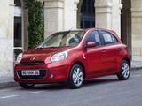 Nissan Micra ELLE (K13) 2012 images