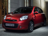 Nissan Micra ELLE (K13) 2012 photos