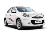 Nissan Micra Primo (K13) 2012 wallpapers