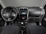 Nissan Micra (K13) 2013 images