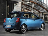 Nissan Micra (K13) 2013 pictures
