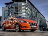 Nissan Micra UK-spec (K14) 2017 pictures