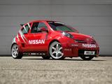 Photos of Nissan Micra 350SR Prototype (K12) 2005