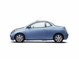 Photos of Nissan Micra C+C JP-spec (FHZ12) 2007–10