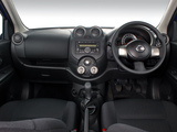 Photos of Nissan Micra 5-door ZA-spec (K13) 2011