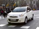 Photos of Nissan Micra DIG-S 5-door (K13) 2011
