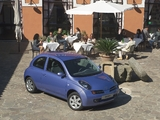 Pictures of Nissan Micra 3-door (K12) 2003–05