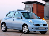 Pictures of Nissan Micra Elegance 5-door (K12C) 2007