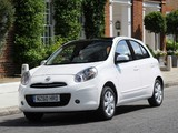 Pictures of Nissan Micra 5-door UK-spec (K13) 2010