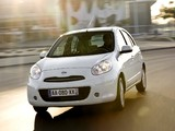 Pictures of Nissan Micra DIG-S 5-door (K13) 2011