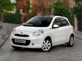 Pictures of Nissan Micra Lolita Lempicka Pearl (K13) 2012