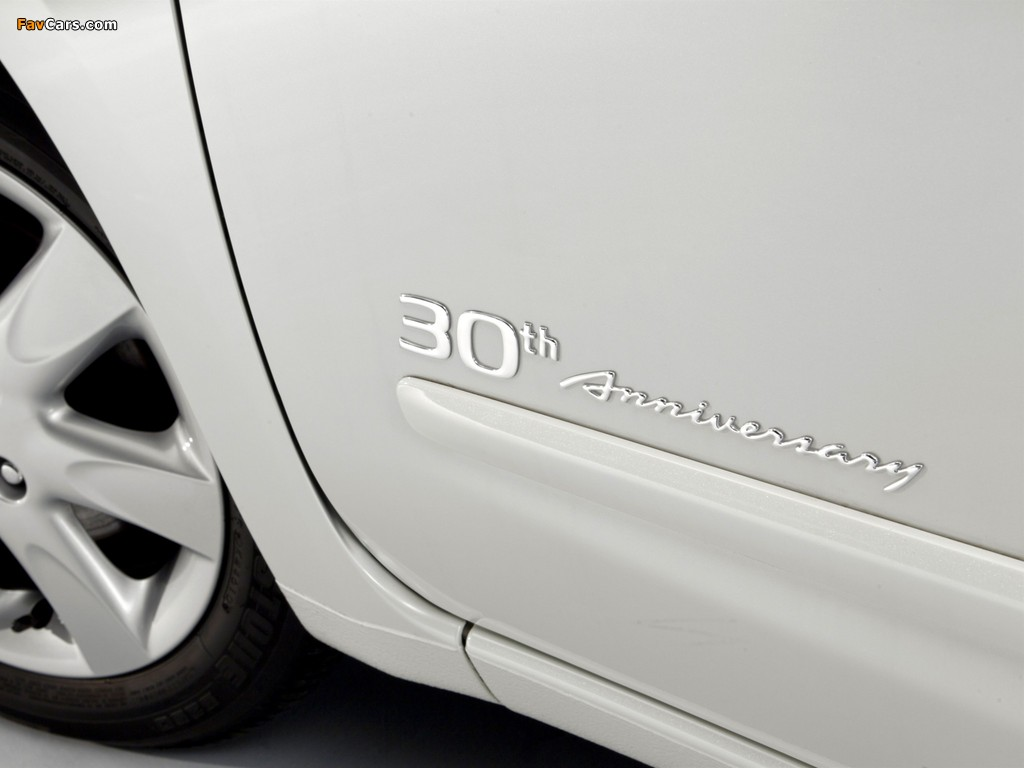 Pictures of Nissan Micra 30th Anniversary (K13) 2013 (1024 x 768)