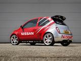 Nissan Micra 350SR Prototype (K12) 2005 wallpapers