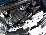 Nissan Micra 160SR 5-door UK-spec (K12C) 2007–10 wallpapers