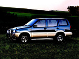 Nissan Mistral (R20) 1994–96 wallpapers