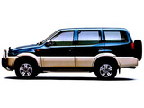 Photos of Nissan Mistral (R20) 1994–96