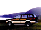 Pictures of Nissan Mistral (R20) 1994–96